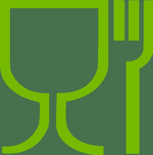 EU food contact material symbol
