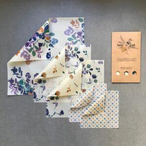 family pak fiori-vintage aperti