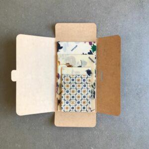 family pak fiori-vintage confezione aperta