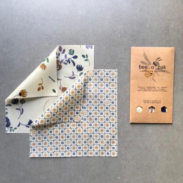 Medium Pak - fiori/vintage