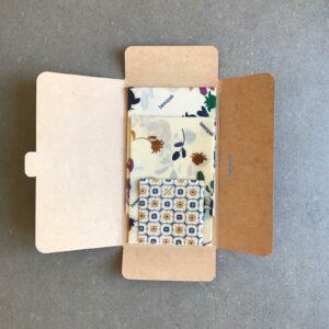 multi pak fiori-vintage confezione aperta
